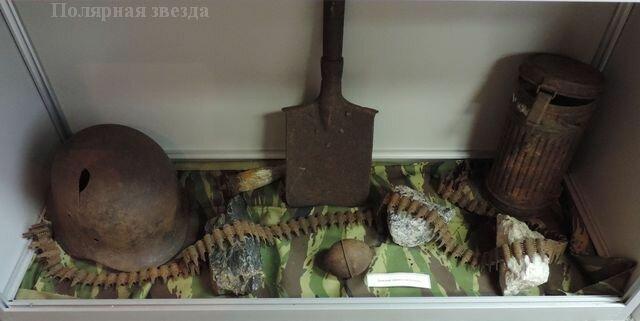 Музей-открытие выставки к 70-летию Победы