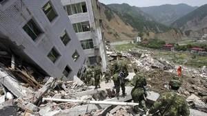 Землетрясение в Китае в 2008 г.