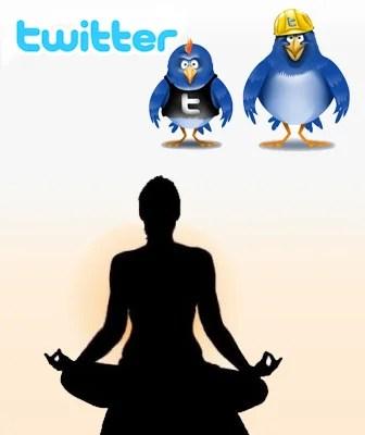 Массовые медитации в Твиттере