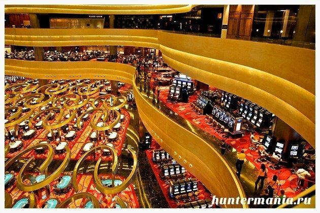 Самое роскошное в мире казино