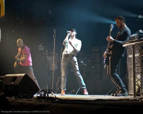Фоторепортаж, Концерт Бумбокс, Фотограф Тимофеев Алексей, фотография DM-09-10-10 22-02-12