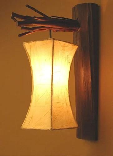 креативные светильники хендмейд своими руками ветки