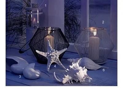 декорирование свечами