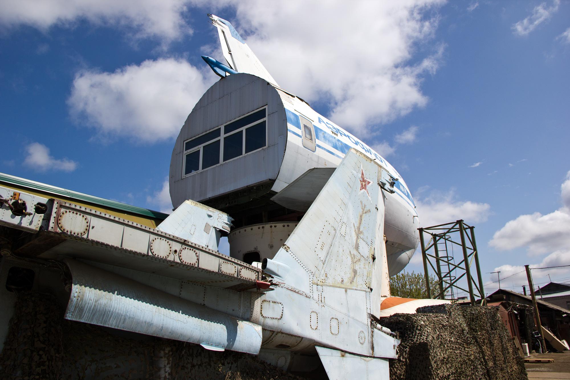 пермский музей авиации