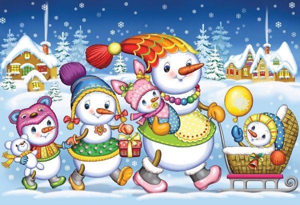 Ольга Дроздова. Создаём новогоднее настроение.