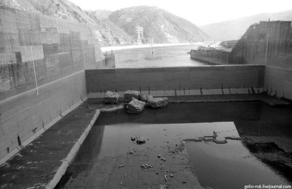 Саяно-Шушенская ГЭС. История строительства. Part I: gelio ...
