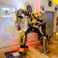 империя роботов, питерленд, роботы в питерленде, трансформер, робот, бэтмен, человек паук, железный человек, трансформеры в питерленде, россия, санкт-петербург, питер, весна, март, выставка