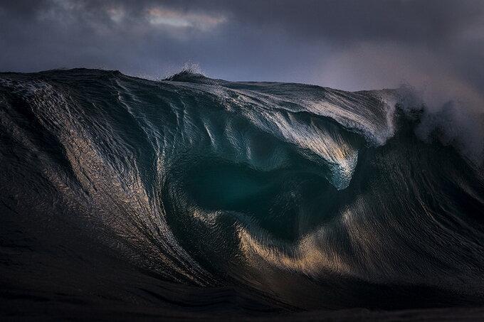 Рэй Коллинз. Австралиец и море