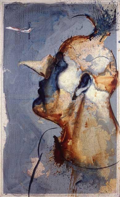 Fernando Vicente - нестандартная картография. Живописные географические атласы