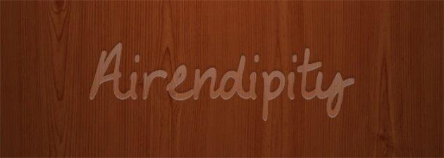 Airendipity для iPhone и iPad