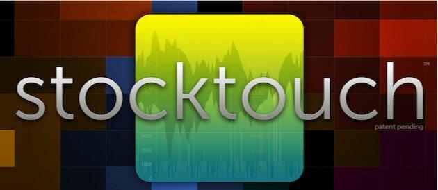 приложение StockTouch для iPhone и iPad курс акций