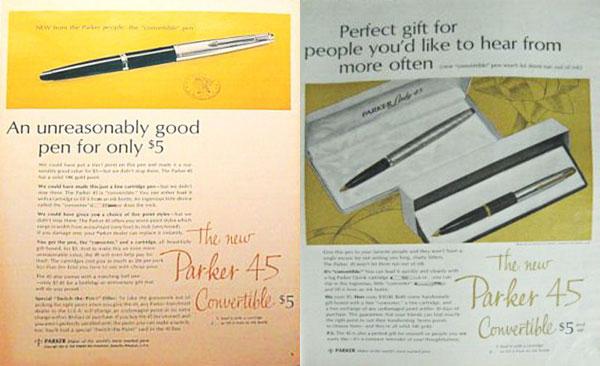 Parker. Ручки Паркер. История бренда