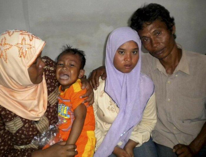 Девочка цунами. Счастливая рождественская история