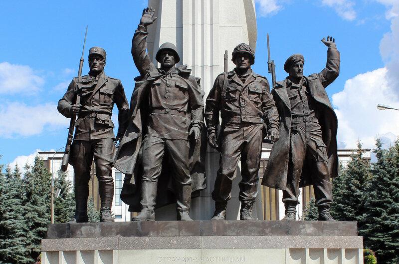 Памятники великой отечественной войне фото с названиями и описанием