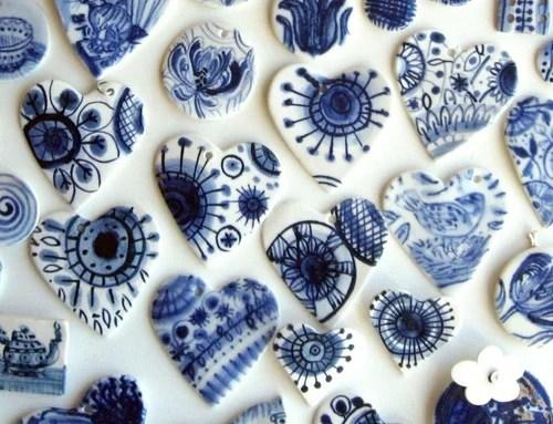 украшения из керамики своими руками