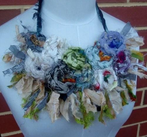 декор одежды хендмейд шафры