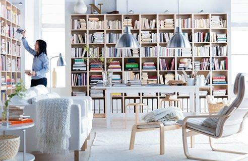 белая гостиная интерьер декор