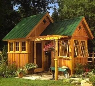 идеи для дачных домов
