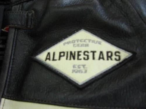 Alpinestars Dragster Black/White