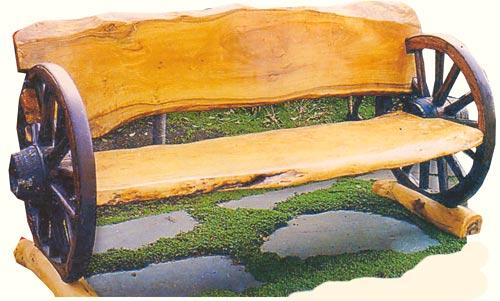 скамейка лавочка в саду своими руками
