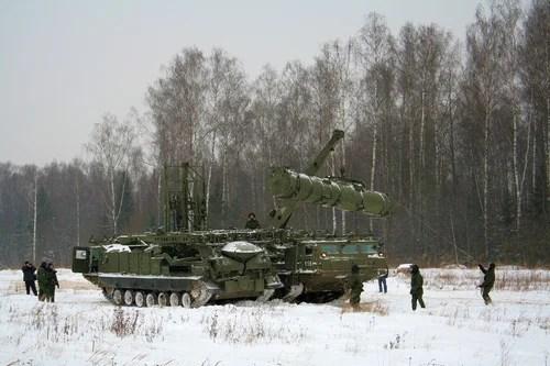 ПУ 9А83-1 и ПЗУ 9А85, перегрузка ракеты