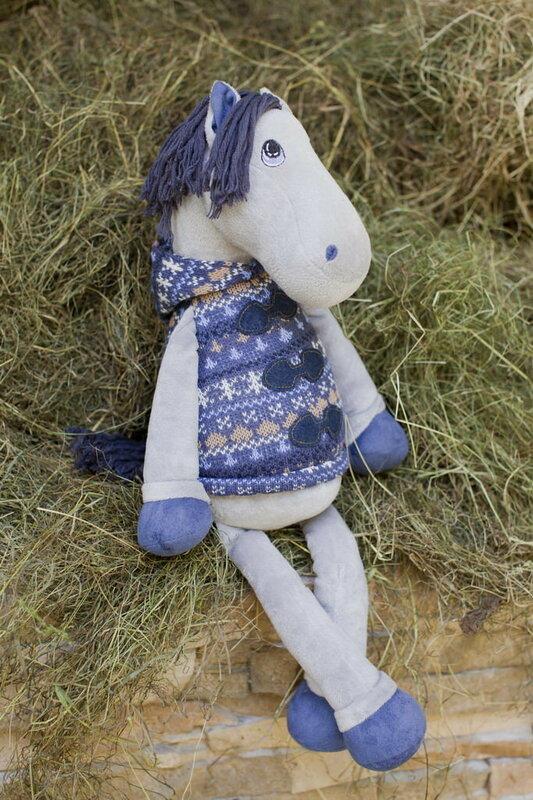Лошадка Софи и другие новогодние подарки 2014 года в интернет магазине для детей
