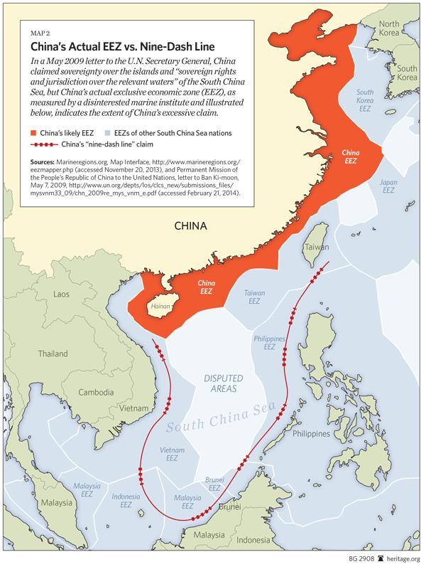South China Sea and Geopolitics of Islands | Geopolitica.RU