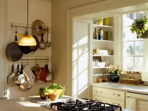 декор небольшой кухни