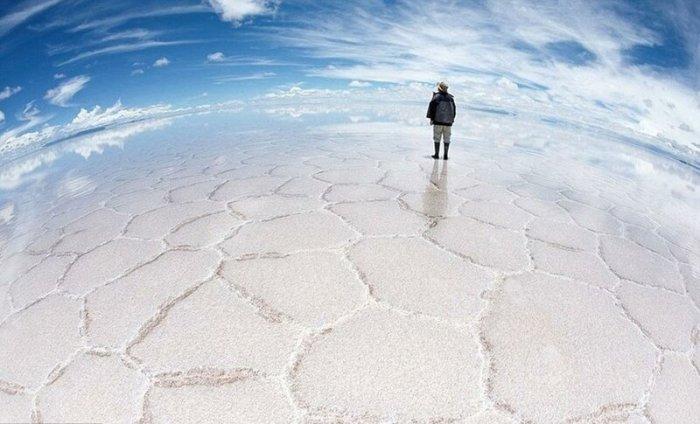 Прекрасные места планеты, в реальность которых трудно поверить