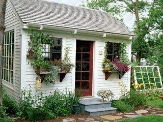 идеи дачных домиков