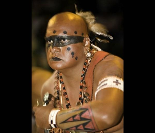Пау-Вау — праздник североамериканских индейцев ...
