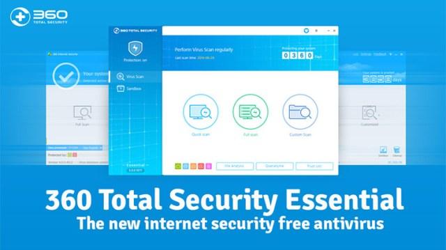 360 Total Security – бесплатный антивирус, который осталось просто скачать