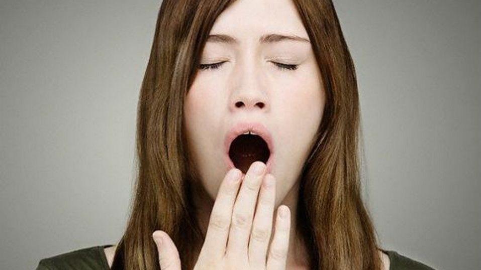 Почему человек зевает