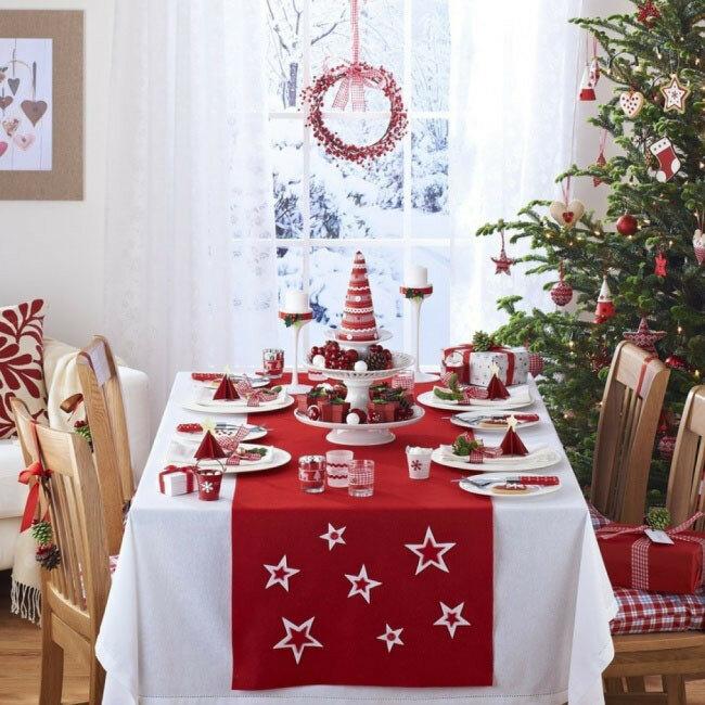 Как красиво! 5 способов превратить дом в новогоднюю сказку