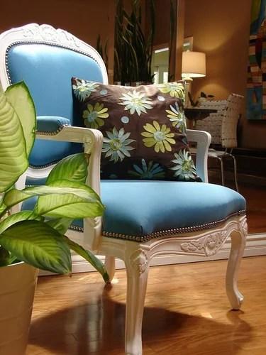 handmade decor in interior