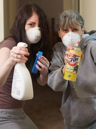 10 советов по уборке помещений
