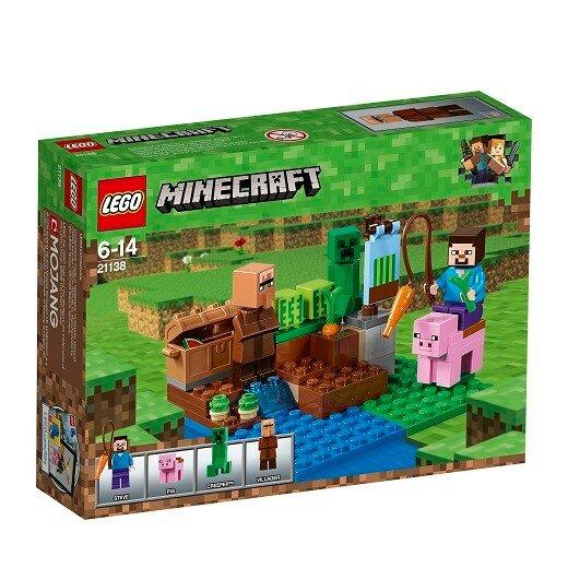 Все Наборы Лего Майнкрафт Картинки