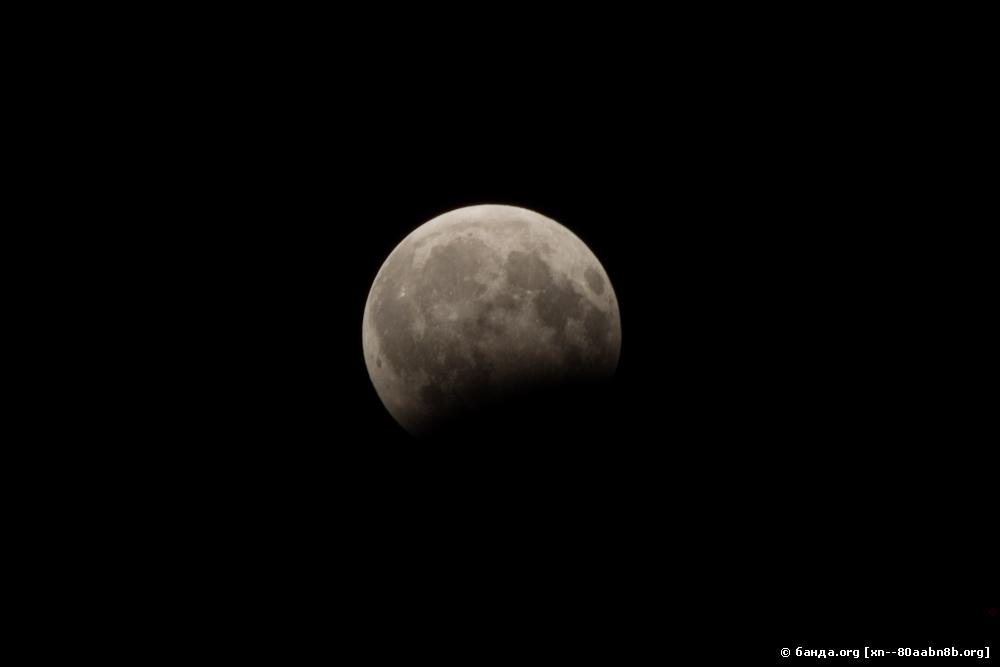 Лунное затмение 7 августа 2017 год