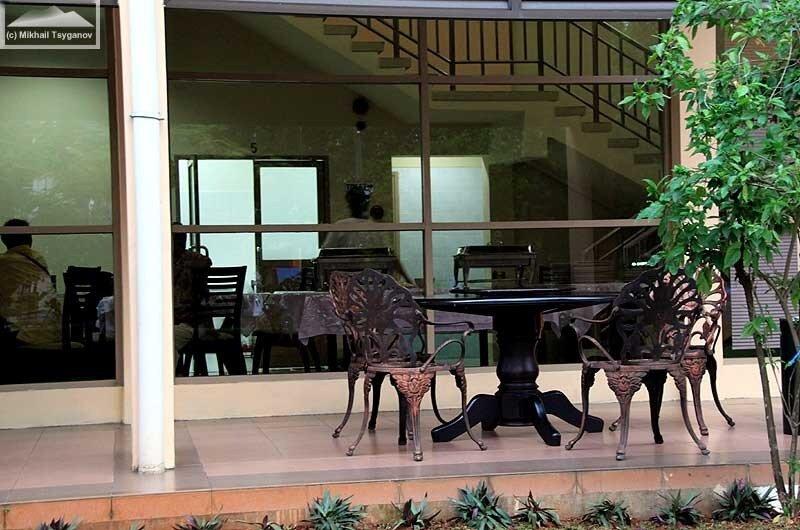 РусРесторан в Джакарте