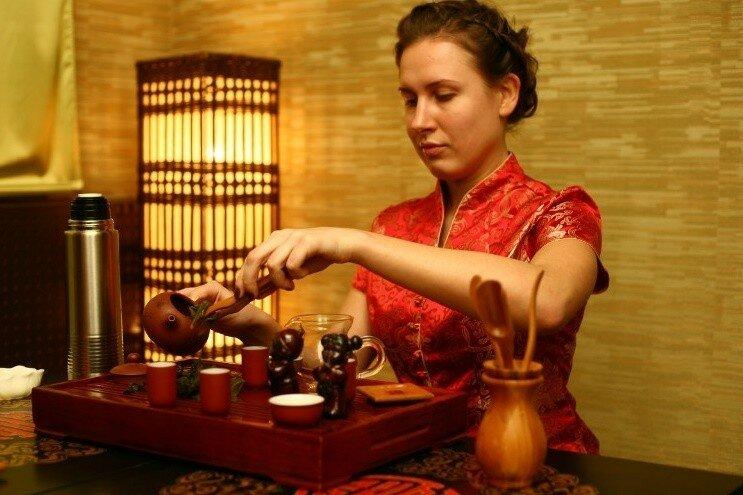 Китайская чайная церемония— духовный ритуал