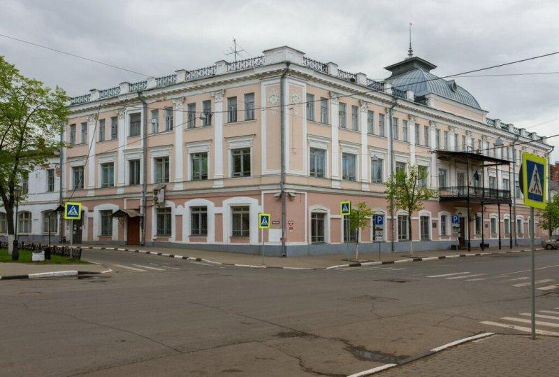 Старый дом, Ярославль