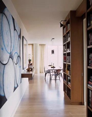 гармоничный интерьер дома