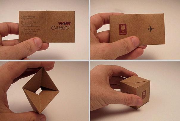 [Дизайнерам] Дизайн визиток. 40 лучших, новых и креативных образцов Business Card