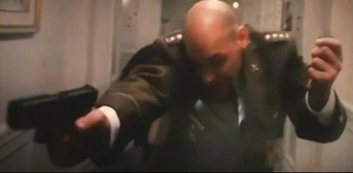 Russians in Salt movie (2010). Hollywood