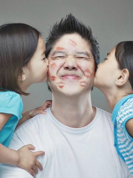Классные идеи для семейных фотографий