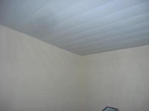Строим дом. Навесные потолки. Хозблок.
