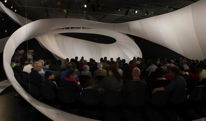JS Bach Chamber Music Hall | Зал камерной музыки для Manchester International Festival | Zaha Hadid Architects