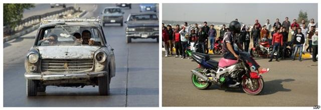 Фотографии Ирака до и после вторжения США