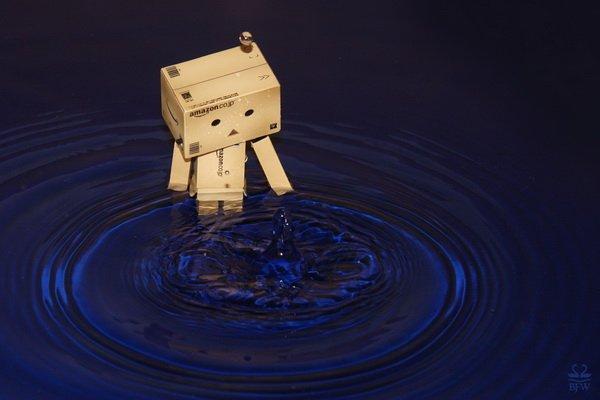 История картонного человечка  Danbo /продолжение/