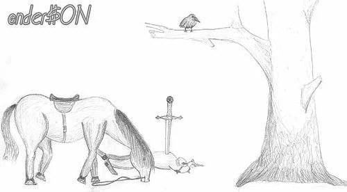 Как красиво нарисовать лошадь?!: sergey_mazanov — LiveJournal